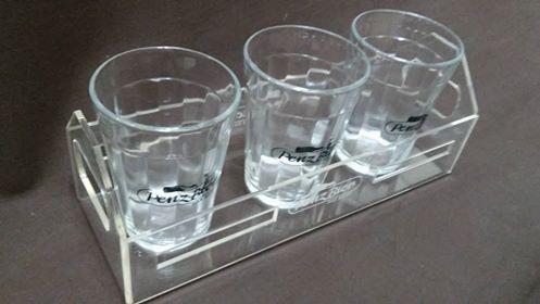 bandeja copos