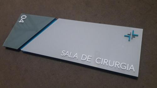 placa de identificação 1