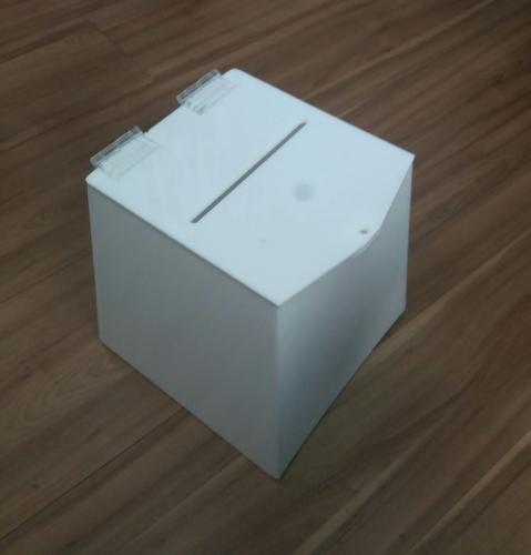 urna branca 1